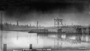 Granville Street Bridge 1888.